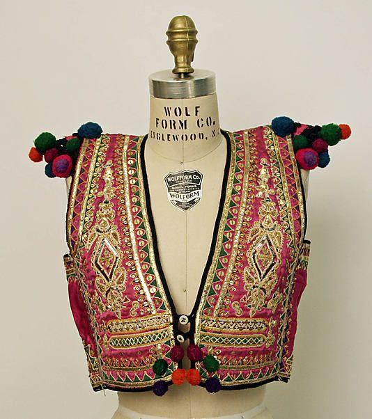 Tunisian Wedding Vest!!!