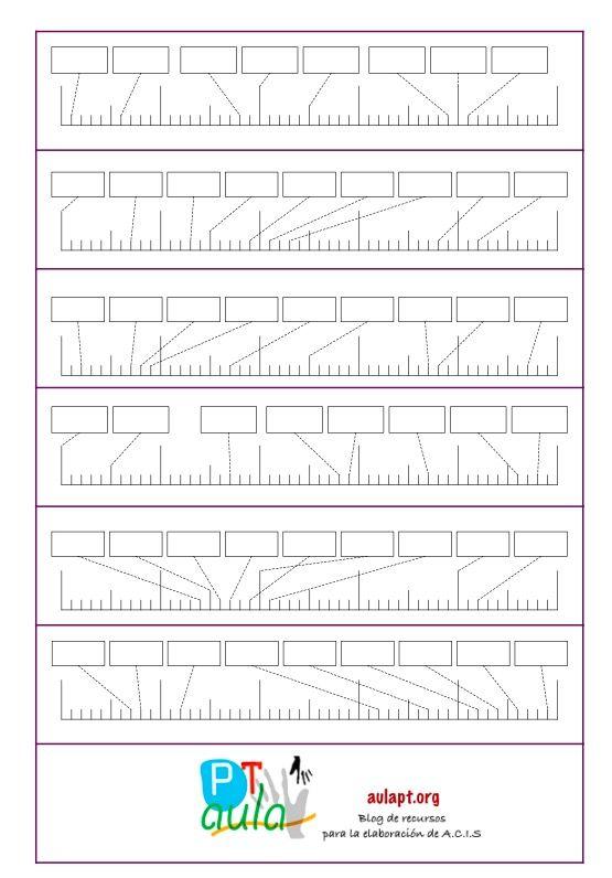 plantilla rectas numéricas en blanco                                                                                                                                                                                 Más