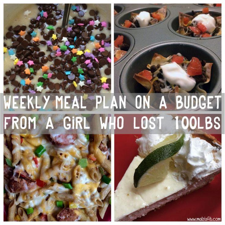 Macro Friendly Meal Plan #6