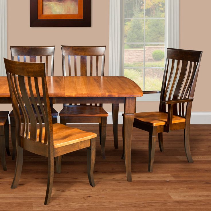 Newbury Leg Extension Table. Leg ExtensionSolid Wood Dining ...
