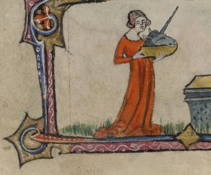A long-lost medieval cookbook, containing recipes for hedgehogs, blackbirds and even unicorns, has been discovered at the British Library.Experts believe that the cookbook was compiled by Geoffrey Fule, who worked in the kitchens of Philippa of Hainault, Queen of England (1328-1369). Geoffrey had a reputation for blending unusual flavours.
