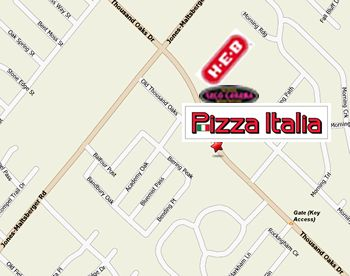 Pizza Italia: Pizza and a giant fridge of hundreds of beers. http://www.pizzaitaliasa.com