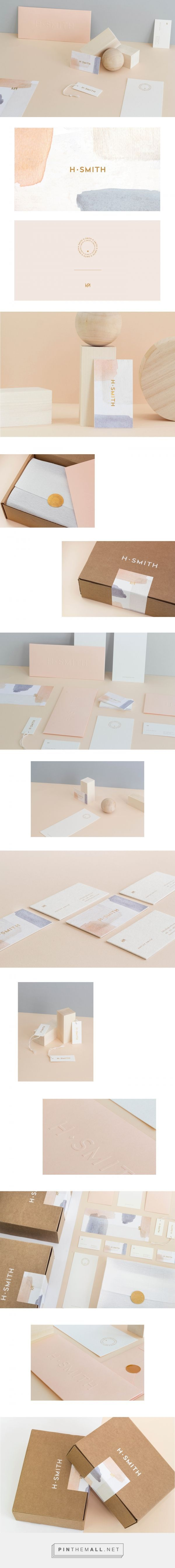 H. Smith Curated Boutique Branding by Kati Forner | Fivestar Branding Agency – Design and Branding Agency & Curated Inspiration Gallery