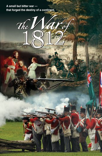 PBS - The War of 1812. Watch for free online. Option for online viewing can be found in upper right hand corner.