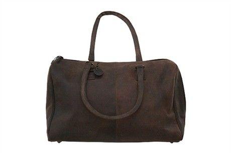 Fontaine Leather Bag $235 #JimmyPossum #SupaCenta #GiftGuides