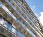 FAENA ALEPH RESIDENCES. La expresión del hormigón visto en los balcones. (Foto: Nigel Young)