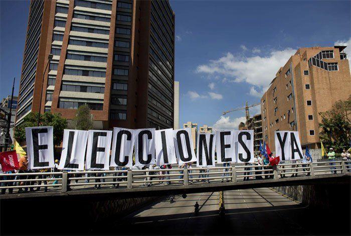 Brasil y Chile piden respetar el calendario electoral en Venezuela