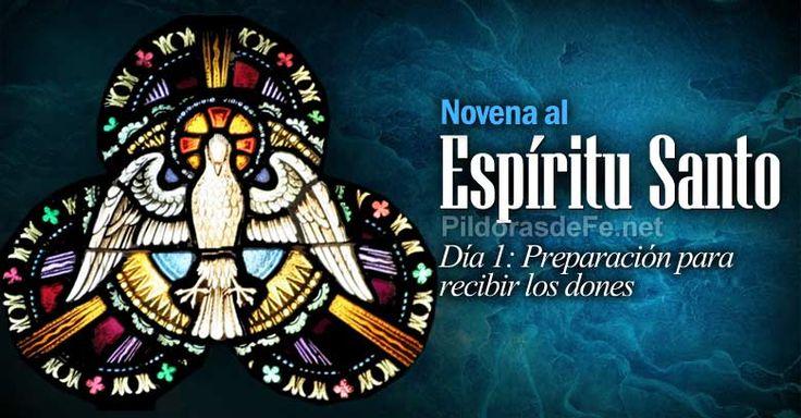 Esta Novena al Espíritu Santo es una expresión del fervor deseo de los fieles de recibir los siete dones del Espíritu Divino