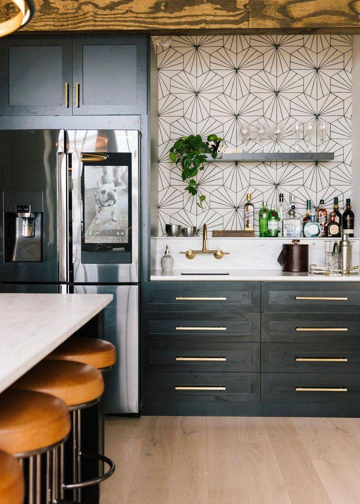 Tips And Selection Of Corner Sofas Black Kitchen Decor Kitchen Interior Kitchen Cabinet Design