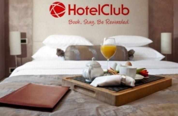 HotelClub: Codice Sconto Hotel -12%