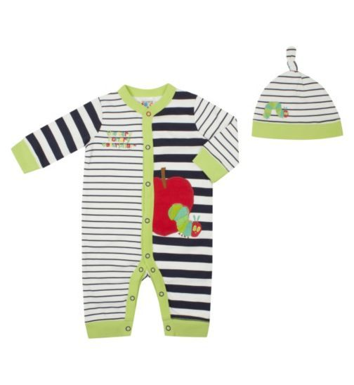 Very Hungry Caterpillar Baby Clothes Target