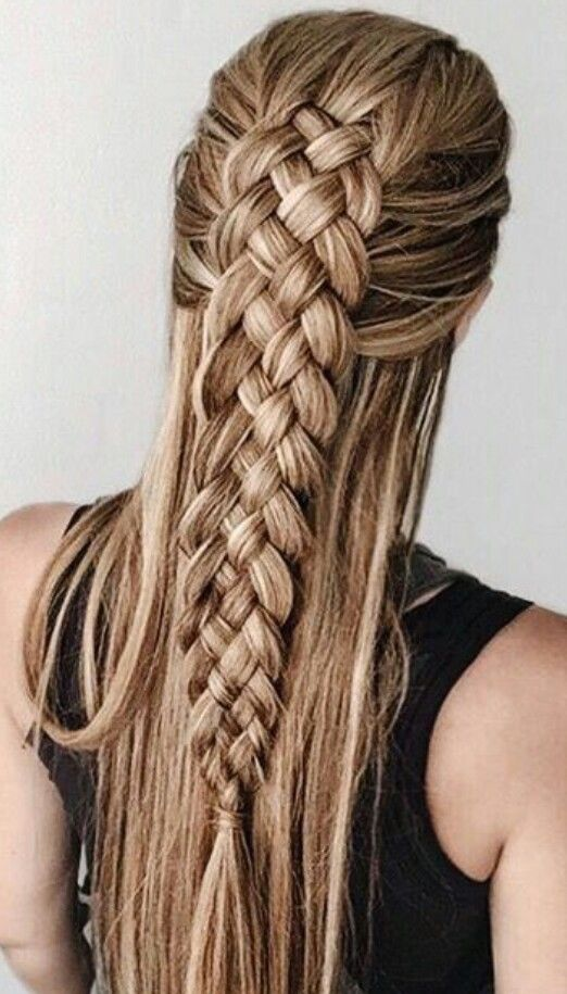 Cool Braided Hairstyles 109 Best Braids Images On Pinterest  Hair Dos Braid Hairstyles And