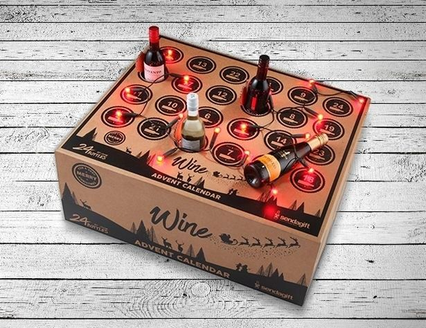 Virgin Wine's Wine Advent Calendar | 18 Extra AF Advent Calendars For People Who Go The Extra Mile