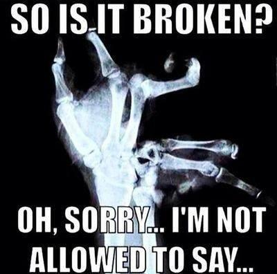 omg - I laughed sooooo hard at this!!!  Life of a RDH, eh??!!