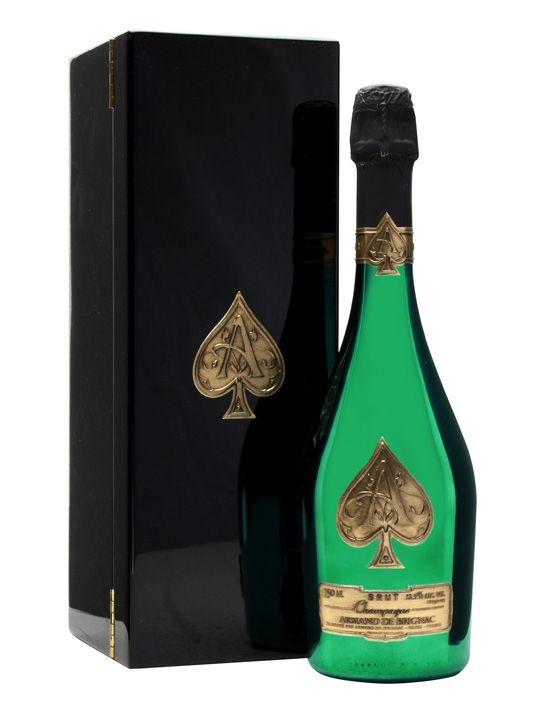 Armand de Brignac Green Ltd Edition Champagne ... ❥ℬℯℓℓℯ~