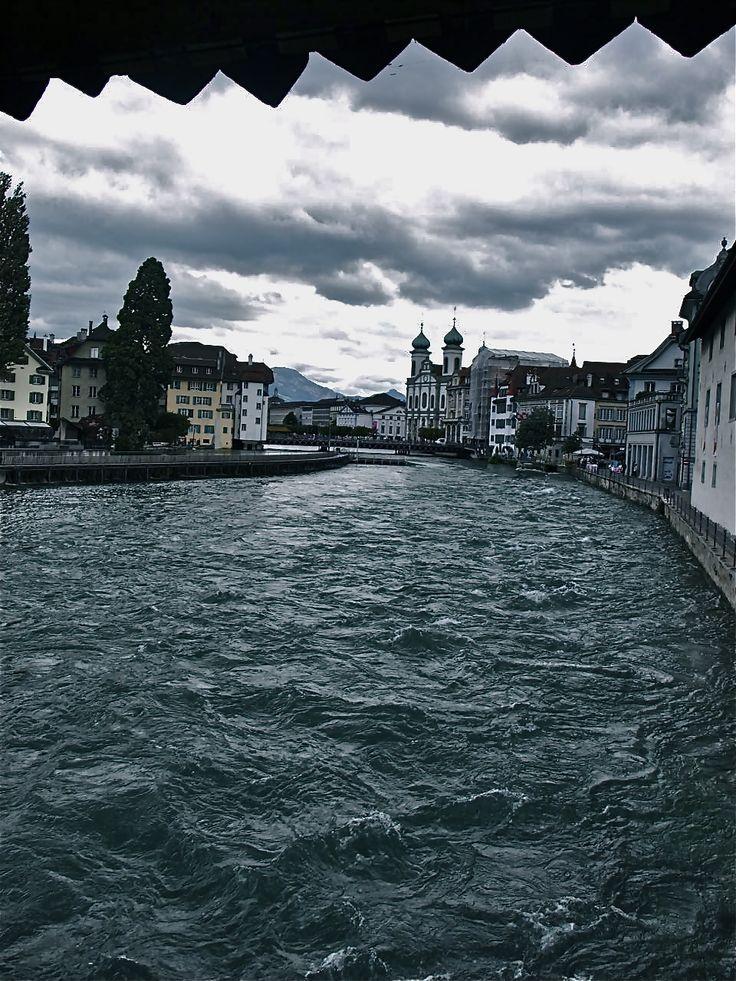 Lucerne, Switzerland.... I want to go back one day!