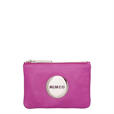 Mimco Pty Ltd - Pouches|Wallets - Mimco - Mimco Pouch - bougainvillea pouch