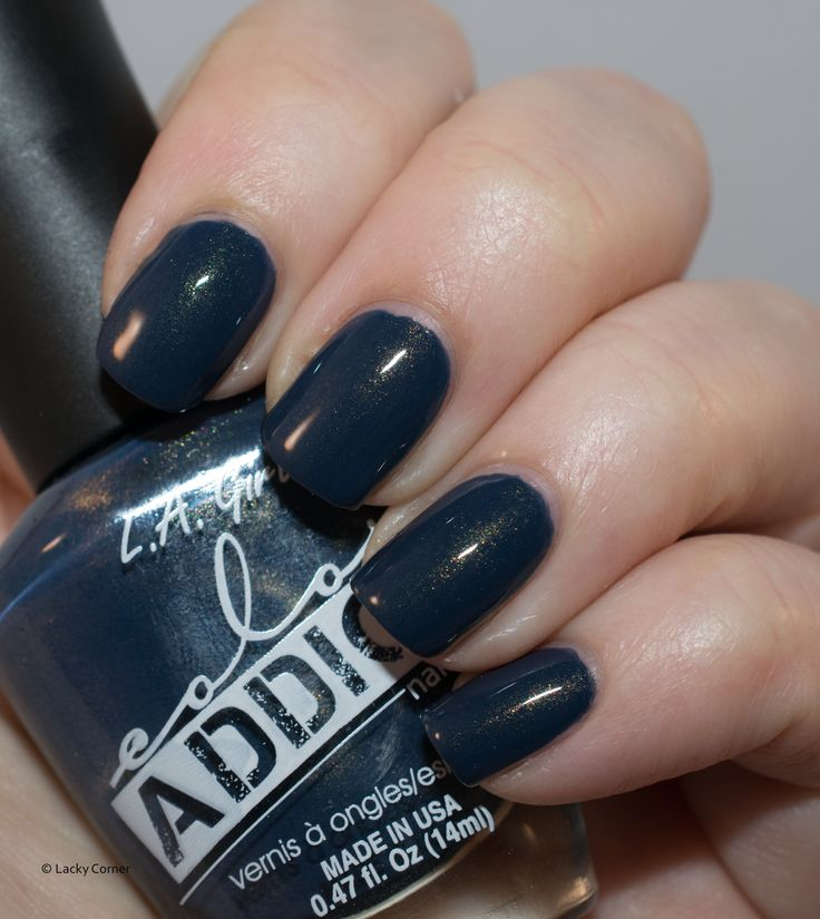 Lacky Corner: Läsarnas Val / Reader's Choice - L.A Girl Color Addict Idol