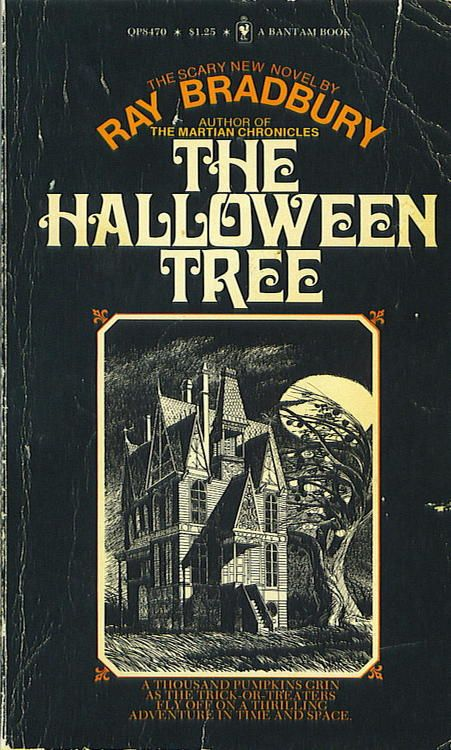 the halloween tree leonard nimoy