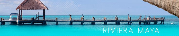 The Riviera Maya home to the second longest reef in the world, breathtaking cenotes, ancient Mayan Ruins and 5 start all inclusive resorts.