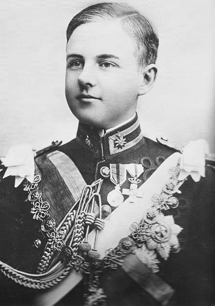 His Royal Highness Luis Filipe, Prince Royal of Portugal, Duke of Braganza (1887-1908). King Carlos and his son Crown Prince Luis were assassinated in 1908. Luis was only 20 years old.
