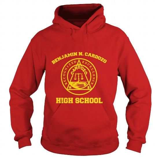 I Love Benjamin N Cardozo High School T shirts