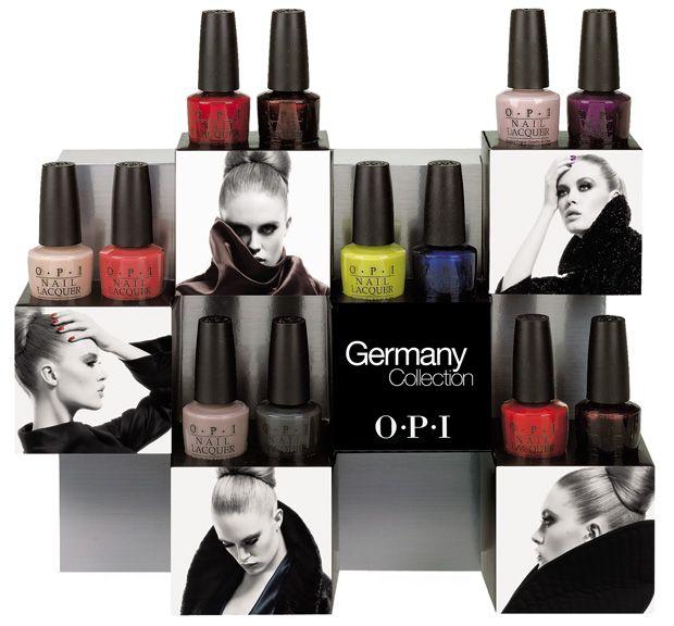 Sedang mencari warna yang pas untuk kuku Anda? Coba lirik koleksi terbaru dari OPI yang merilis Germany Collection Series untuk musim gugur mendatang.