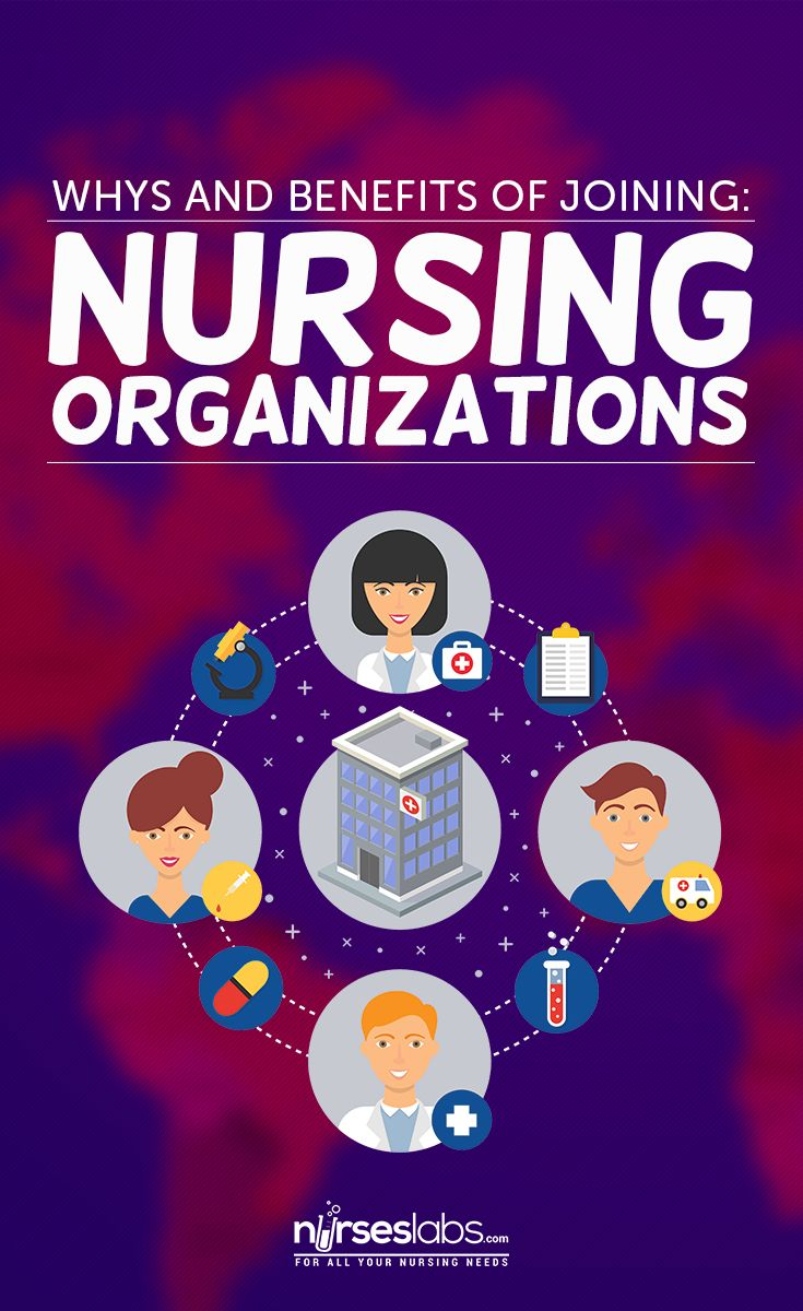 Let's take a look at some of the advantages of joining a professional nursing organization.  10 Benefits of Joining Professional Nursing Organizations and Associations