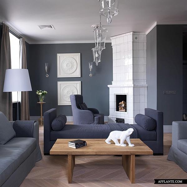 Russian Apartment with Elegant Interior // Ekaterina Kotova | Afflante.com