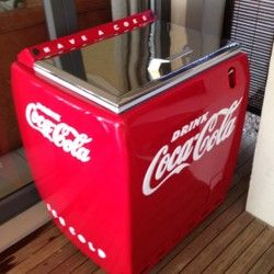 how to get a coke fride in your store