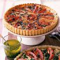 Tomato and Camembert TartCamembert Tarts For, Savory Tarts, Romantic Dinner Recipe, Yummy Food, Camembert Cheese, Yummy Tarts, Country Living, Tarts Countryliving, Tomatoes Camembert Tarts