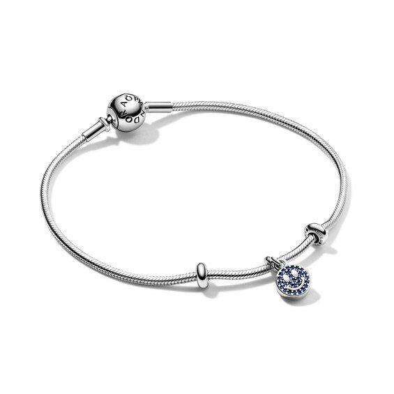 PANDORA Gift Set CZ Sterling Silver - No Returns or Exchanges ...