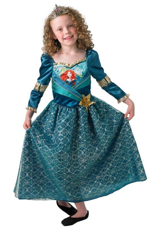 Kostium dziecięcy MERIDA 5 - 6 lat