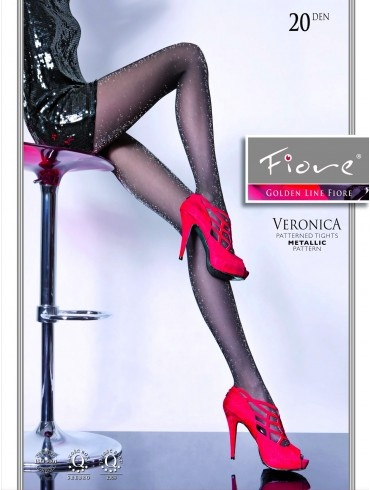Fiore Veronica fashionable patterned tights http://prettify.ch/fiore-veronica-struempfe-mit-muster #tights #women #fashion