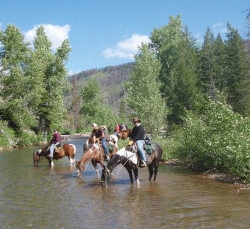 Dude Ranch Christmas Vacation