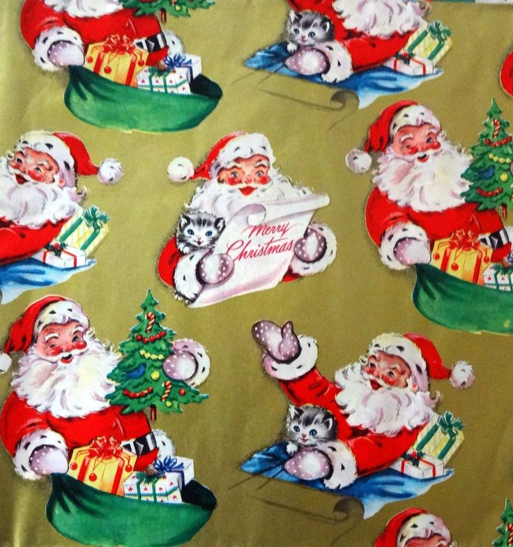 santa wrapping paper Products 1 - 60 of 219  whsmith clear cellophane wrapping paper 2m (1 roll )  red glittered santa  & spot kraft christmas wrapping paper 2m (pack of 2.