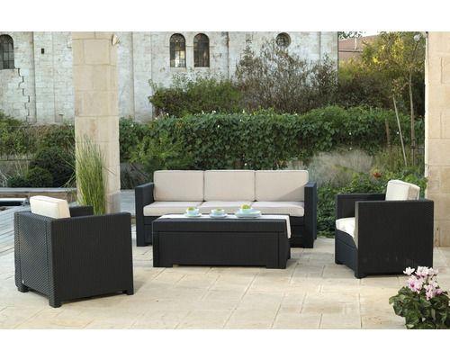 106 besten Garten Tisch Stuhl Liege Bilder auf Pinterest Garten - garten loungemobel anthrazit