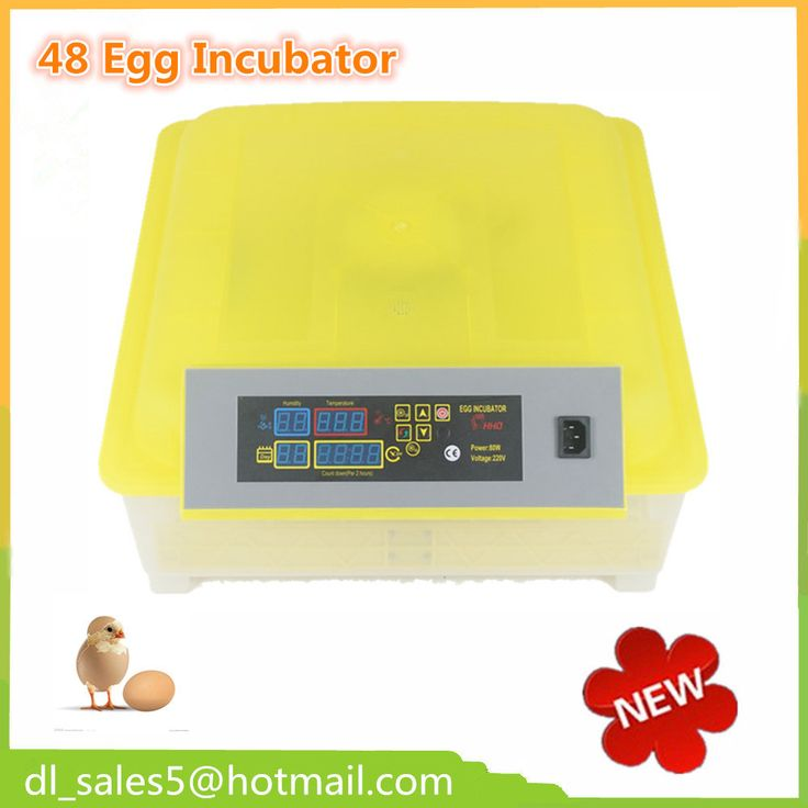 Fast ship from Germany Mini  48 Egg Incubator Hatcher for Chicken Duck Bird Pigeon Automatic brooder incubator machine