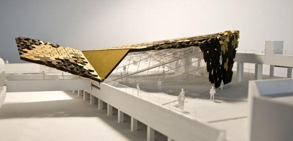 Malpensa Airport Proposal / Atelier Manferdini
