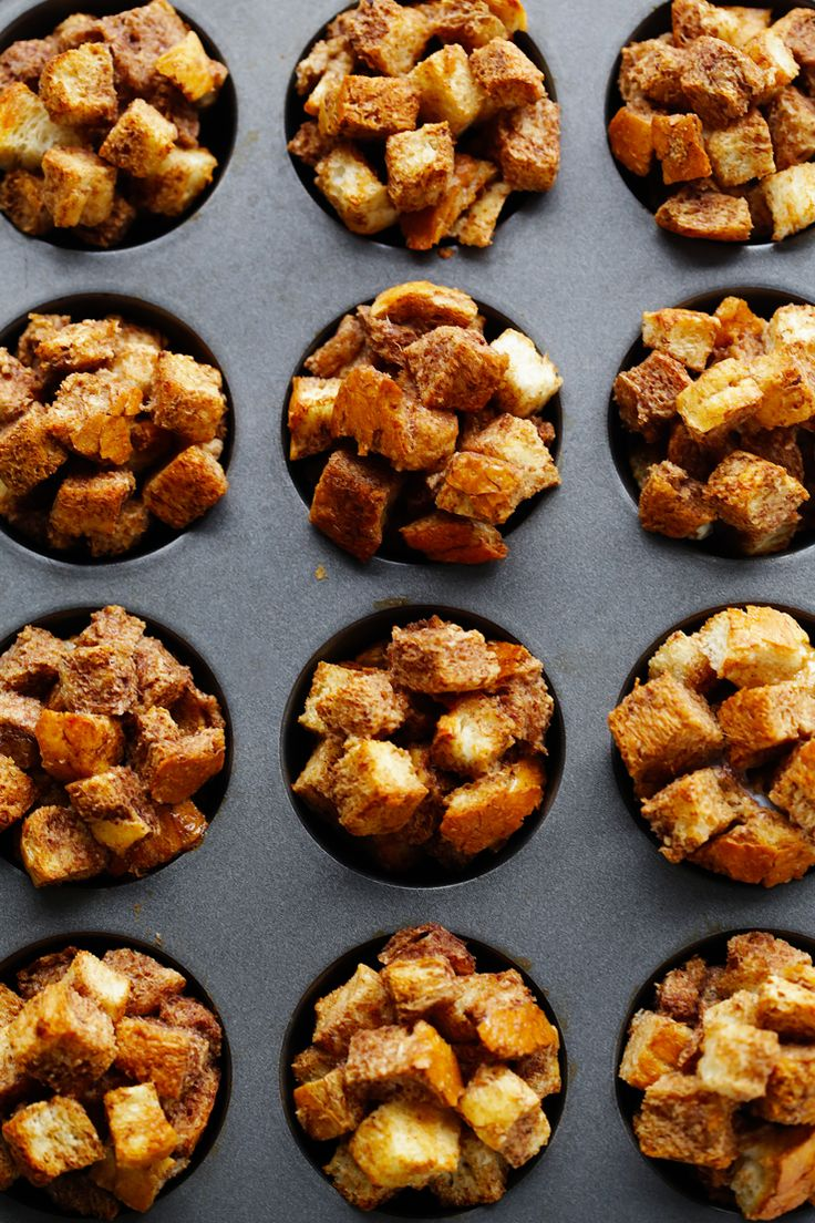Brunch Better with Ali Ebright's French Toast Cups!