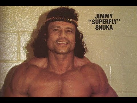 shintigercurl talks wrestling: JIMMY SNUKA CHARGED WITH MURDER!