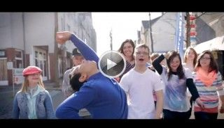 People With Down Syndrome Dance To 'Happy' To Celebrate World Down Syndrome Day