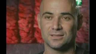 Andre Agassi & Steffi Graf  Between The Lines