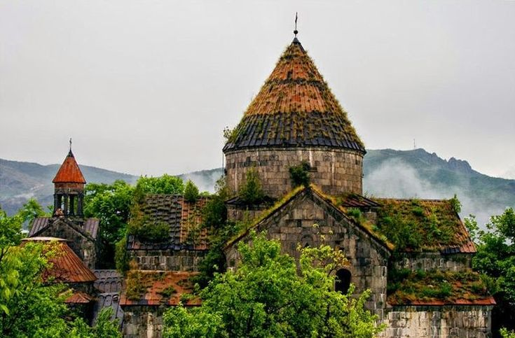 Karnegi: The Ancient Land of Armenia