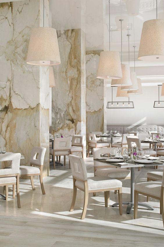 The French-inspired Chez Gaston restaurant serves breakfast, lunch and dinner. #Jetsetter Grand Beach Hotel Surfside (Miami, Florida):