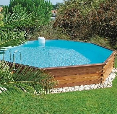 25 Best Ideas About Piscine Hors Sol Bois On Pinterest