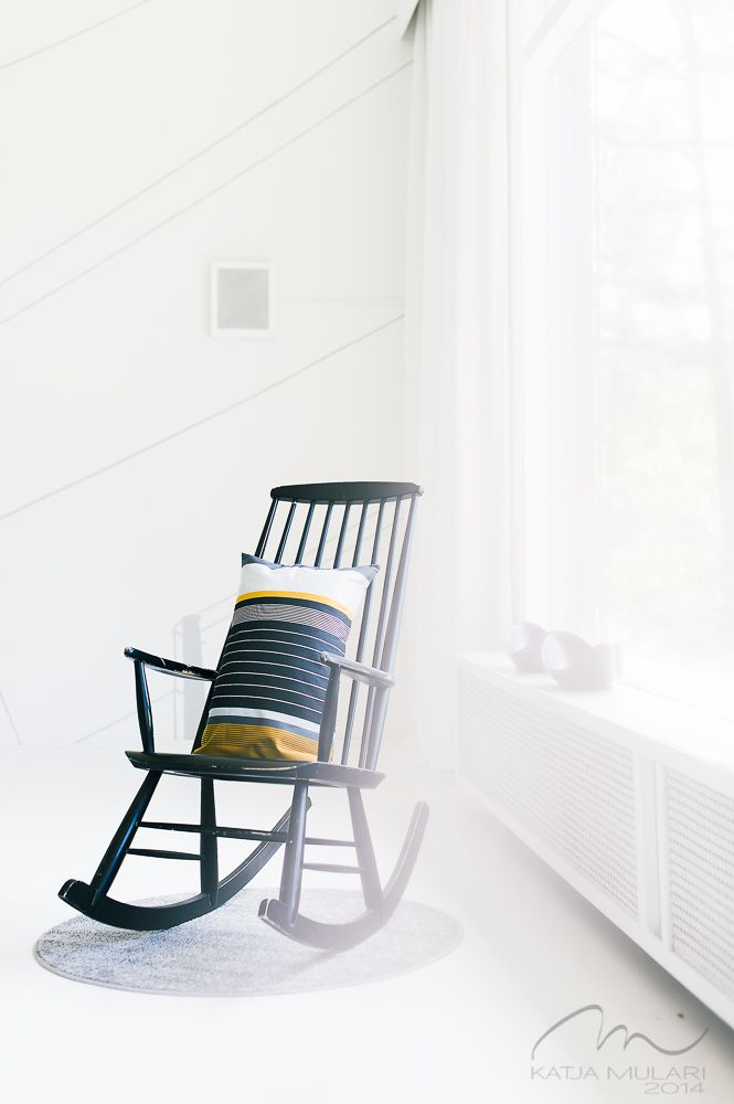 Vintage Rocking Chair. Katin Kokeelliset Remontit: kesäkuu 2014