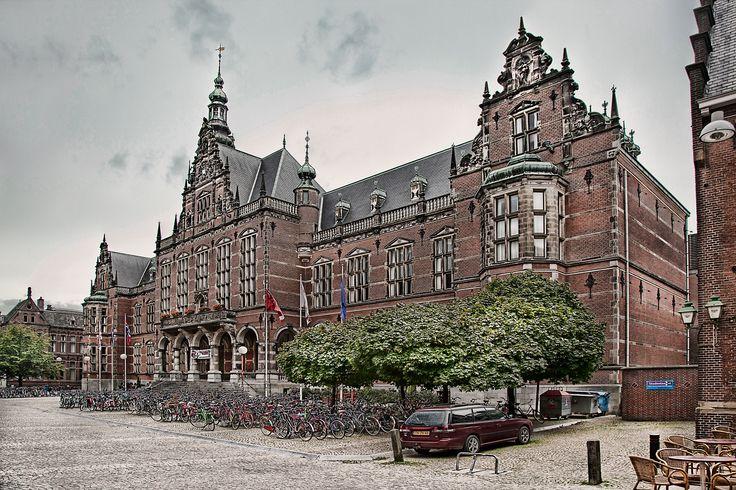 State University Groningen The Netherlands
