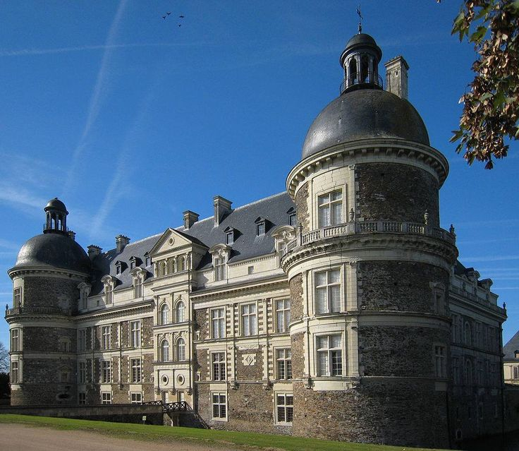 14 Best Castles Of The Loire Valley Images On Pinterest