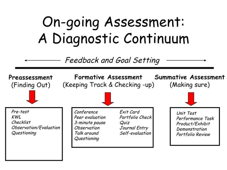 150 best Formative Assessment images on Pinterest School - student self assessment